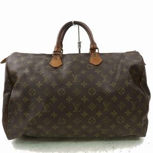 Auth Louis Vuitton Speedy 40 Bag #1070L12